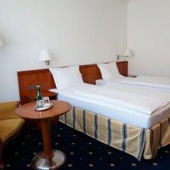 Coronet Hotel Прага комната для гостей фото 4