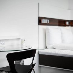 Отель Wakeup Aarhus Дания, Орхус - отзывы, цены и фото номеров - забронировать отель Wakeup Aarhus онлайн удобства в номере