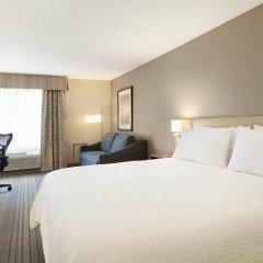 Отель Hilton Garden Inn San Jose/Milpitas комната для гостей фото 4