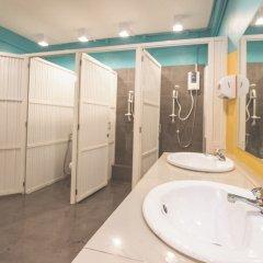 Отель Glur Watergate Bangkok Таиланд, Бангкок - отзывы, цены и фото номеров - забронировать отель Glur Watergate Bangkok онлайн ванная фото 3