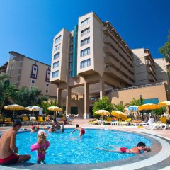 Stella Beach Турция, Окурджалар - отзывы, цены и фото номеров - забронировать отель Stella Beach - All Inclusive онлайн детские мероприятия