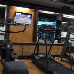Отель Cnc Residence Бангкок фитнесс-зал