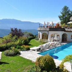 Отель Naturhotel Alpenrose Австрия, Мильстат - отзывы, цены и фото номеров - забронировать отель Naturhotel Alpenrose онлайн бассейн фото 2