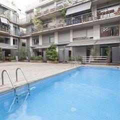 Отель Putxet Apartments Испания, Барселона - отзывы, цены и фото номеров - забронировать отель Putxet Apartments онлайн бассейн