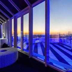 Отель HF Fénix Porto балкон