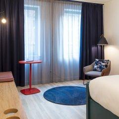 Отель Qbic Brussels Hotel Бельгия, Брюссель - отзывы, цены и фото номеров - забронировать отель Qbic Brussels Hotel онлайн комната для гостей фото 4