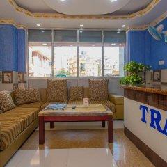 Отель OYO 222 Hotel New Himalayan Непал, Катманду - отзывы, цены и фото номеров - забронировать отель OYO 222 Hotel New Himalayan онлайн интерьер отеля фото 3