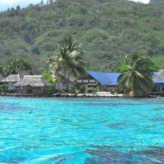 Отель Pension Motu Iti Французская Полинезия, Папеэте - отзывы, цены и фото номеров - забронировать отель Pension Motu Iti онлайн пляж