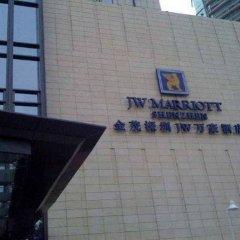 Отель JW Marriott Hotel Shenzhen Китай, Шэньчжэнь - отзывы, цены и фото номеров - забронировать отель JW Marriott Hotel Shenzhen онлайн парковка
