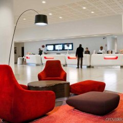 Отель Novotel Paris Est Баньоле интерьер отеля