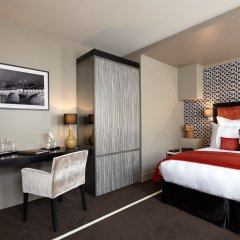 Отель Juliana Paris Франция, Париж - отзывы, цены и фото номеров - забронировать отель Juliana Paris онлайн комната для гостей