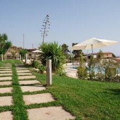 Отель Le Case Di Ela Агридженто приотельная территория фото 2