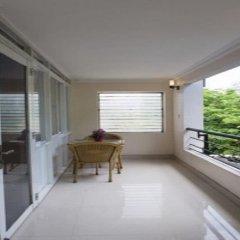 Апартаменты Thao Nguyen Apartment балкон