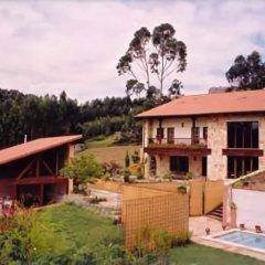 Отель Bisabuela Martina Испания, Льендо - отзывы, цены и фото номеров - забронировать отель Bisabuela Martina онлайн вид на фасад