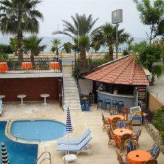 Semt Luna Beach Hotel - All Inclusive бассейн