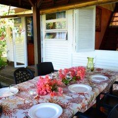 Отель Maison Te Vini Holiday home 3 Французская Полинезия, Пунаауиа - отзывы, цены и фото номеров - забронировать отель Maison Te Vini Holiday home 3 онлайн балкон