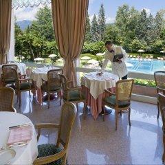 Отель SIMPLON Бавено питание