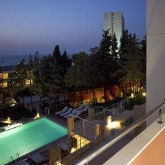 Отель Rodos Palace балкон