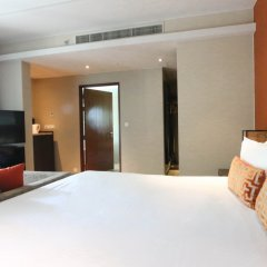 Отель Crowne Plaza Phuket Panwa Beach комната для гостей фото 5