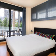 Отель Ciutadella Park Apartments Испания, Барселона - отзывы, цены и фото номеров - забронировать отель Ciutadella Park Apartments онлайн комната для гостей фото 4