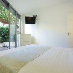 Sea Land Suites Израиль, Тель-Авив - 11 отзывов об отеле, цены и фото номеров - забронировать отель Sea Land Suites онлайн комната для гостей фото 5