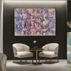 Отель Grace Santorini интерьер отеля