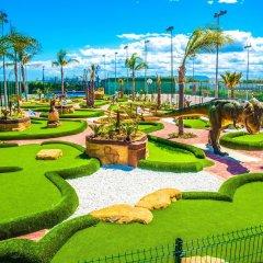 Отель Devesa Gardens Camping & Resort развлечения
