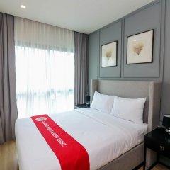 Отель NIDA Rooms Luxury Chalong Pier комната для гостей фото 5