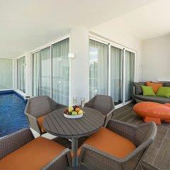 Отель Nickelodeon Hotels & Resorts Punta Cana - Gourmet балкон