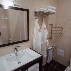 Отель Мелиот Челябинск ванная фото 2
