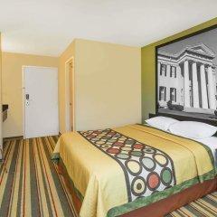 Отель Super 8 by Wyndham Vicksburg комната для гостей фото 3