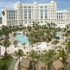 Seminole Hard Rock Hotel and Casino пляж