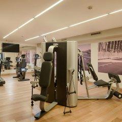 Отель NH Firenze фитнесс-зал