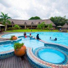 Отель The Royal Senchi Акосомбо детские мероприятия