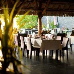 Отель Maitai Lapita Village Huahine питание