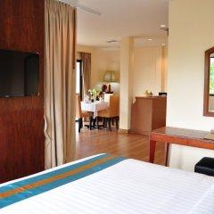 Отель Coconut Village Resort 4* Люкс с различными типами кроватей фото 2