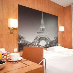 Best Western Hotel Ronceray Opera комната для гостей фото 2