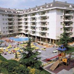 Aqua Hotel Montagut Suites пляж фото 2
