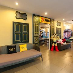 Отель Islanda Boutique детские мероприятия