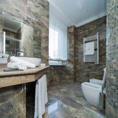 Отель Via Veneto Suites Италия, Рим - отзывы, цены и фото номеров - забронировать отель Via Veneto Suites онлайн ванная