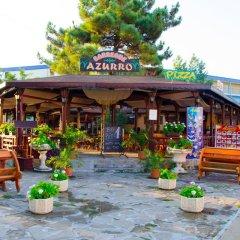 Отель Azurro Болгария, Солнечный берег - отзывы, цены и фото номеров - забронировать отель Azurro онлайн питание