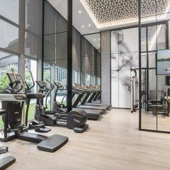Отель Ascott Orchard Singapore фитнесс-зал