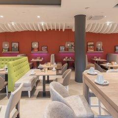 Отель Holiday Inn Dusseldorf City Toulouser Allee питание