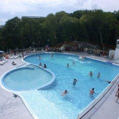 Отель Pliska бассейн фото 2