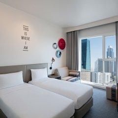 Отель Rove Trade Centre комната для гостей фото 2