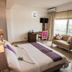 Отель The Swiss Freetown Сьерра-Леоне, Фритаун - отзывы, цены и фото номеров - забронировать отель The Swiss Freetown онлайн комната для гостей фото 2