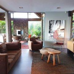 Отель Villa Manatea - Moorea Французская Полинезия, Папеэте - отзывы, цены и фото номеров - забронировать отель Villa Manatea - Moorea онлайн интерьер отеля фото 3