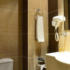 Отель MPM Hotel Mursalitsa Болгария, Пампорово - отзывы, цены и фото номеров - забронировать отель MPM Hotel Mursalitsa онлайн ванная фото 2