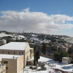 Holy Land Hotel Израиль, Иерусалим - 1 отзыв об отеле, цены и фото номеров - забронировать отель Holy Land Hotel онлайн балкон
