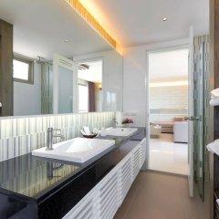 Апартаменты G1 Serviced Apartment Kamala Beach ванная